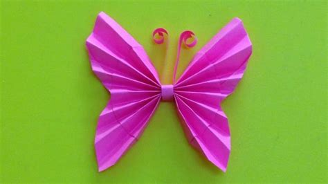 Tissue Origami - paper craft butterfly craft get ideas