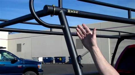 Haul Master Ladder Rack by The Series 1000 Standard Truck Rack By Rack It