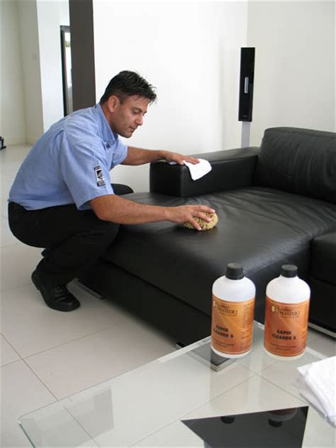 what cleans leather couches home improvement