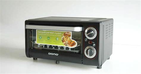 Oven Listrik Kecil aurana kitchen appliances oven listrik domo kecil