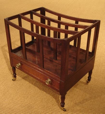 Canterbury Furniture by Antique Mahogany Canterbury Misc Antique Items Antique Collectibles Decorative Furniture