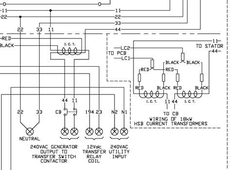 generac generator wiring diagram 23 to 194 42 wiring