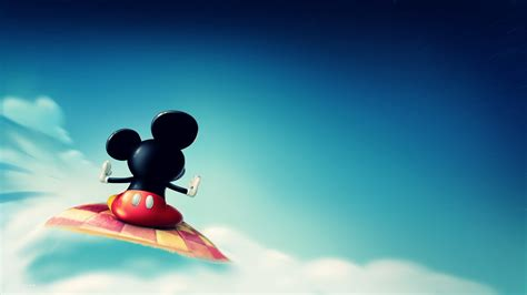 wallpaper mickey mouse biru wallpapers photo art mickey mouse backgrounds