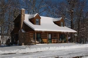 snow covered log cabin cabin fever pinterest