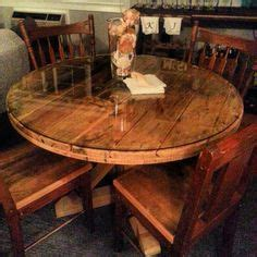 Table De Balcon 1825 by Cable Spool Cable Spool Table Kabeltrommel