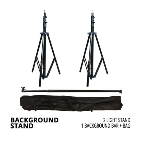Harga Stand Background by Jual Paket Background Stand Harga Dan Spesifikasi