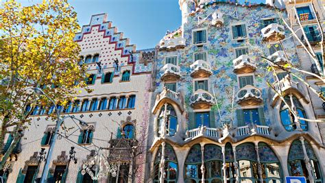 casa batlo barcellona 10 beautiful nouveau buildings to check out on your