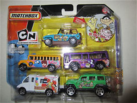 Billy And Friends Die Cast network matchbox 5 pack die cast cars c lazlo