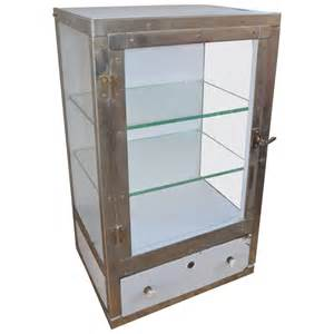 glass shelves for cabinets barber shop cabinet with 3 glass sides two glass shelves