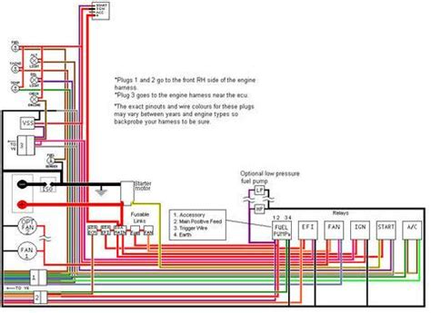 vn commodore radio wiring diagram efcaviation