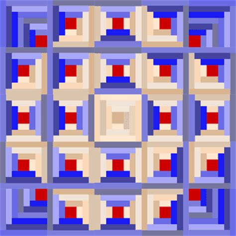 Quilt Assistant by Quilt Patterns Log Cabin Block Patterns For