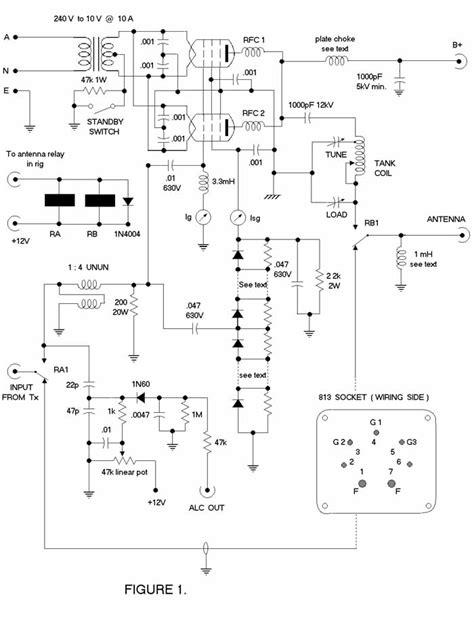 Power Lifier Linear 4 1000 linear lifier schematics dish 1000 4 western arc