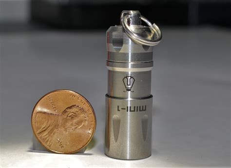 Jetbeam Mini 1 Tiny Usb Rechargeable Light Senter Led Cree Xp G2 130 Lumens jetbeam mini 1 rechargeable keychain flashlight