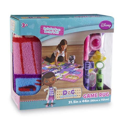 Disney Doc Mcstuffins Rug - disney doc mcstuffins s rug doctor s kit