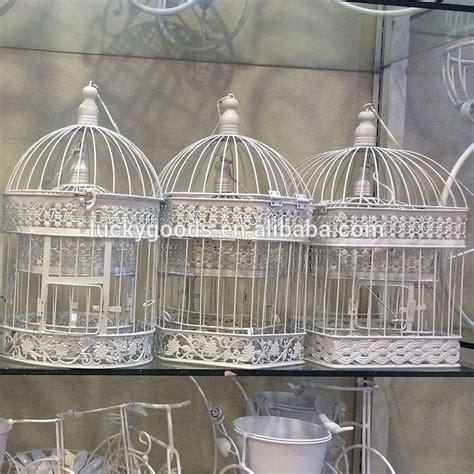 ingrosso gabbie per uccelli arredamento da giardino in metallo gabbia per uccelli