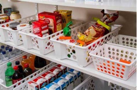 despensa organizada despensa organizada saiba como fazer