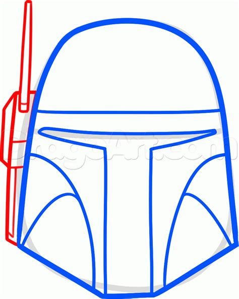 How To Draw Boba Fett Easy Step By Step Star Wars Characters Draw Star Wars Sci Fi Free Pictures To Draw For