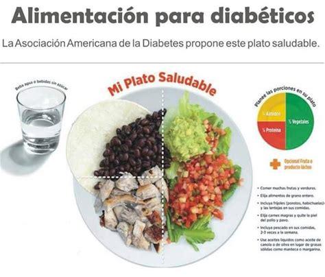 dieta  personas  diabetes salud  bienestar
