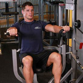 guided bench press machine machine bench press exercise guide and video