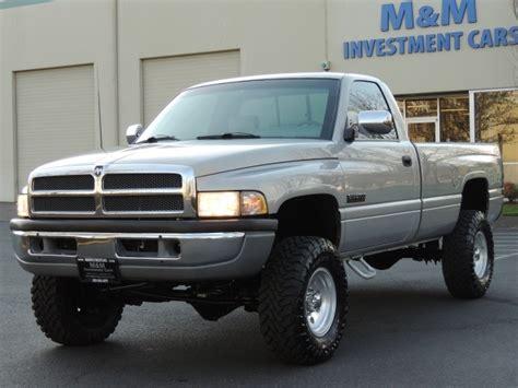 1995 dodge ram 2500 1995 dodge ram 2500 4x4 12 valve 5 9l cummins diesel