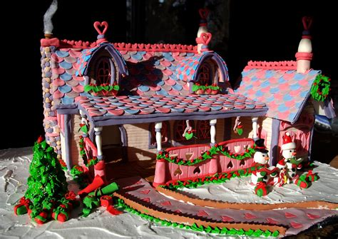 creative gingerbread houses simply creative amazing gingerbread house
