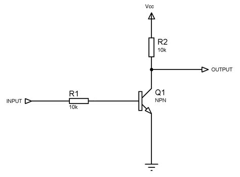 integrated circuit not working integrated circuit not gate 28 images basic logic gates inverting and non inverting buffers