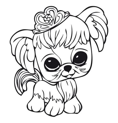 coloring pages vip pets littlest pets shop coloring pages kids coloring page gallery