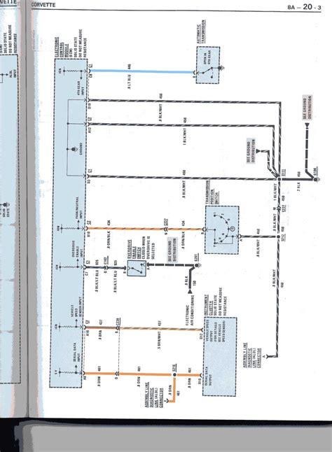 1982 corvette ecm wiring diagram efcaviation