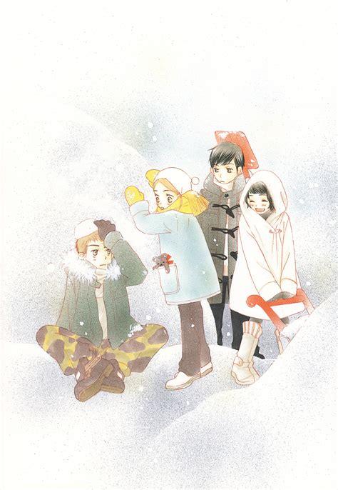 Sand Chronicles Sunadokei Illustrations 64 Minitokyo