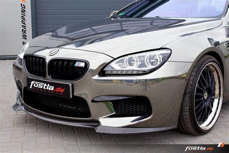 Bmw F13 Tieferlegen by G Power Bmw M6 F13 Cabrio Folierung Schwarzchrom Tuning 7