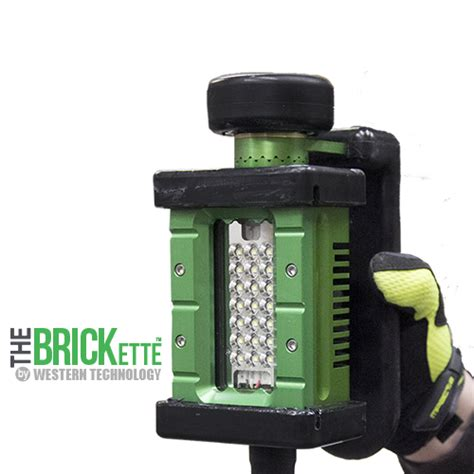 The Brickette Portable Explosion Proof Led Work Light