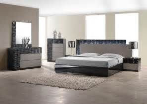 set bedroom furniture modern bedroom set with led lighting system modern