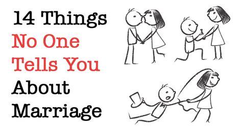 8 Things About Marriage No One Told You by 11 Things No One Tells You About Marriage School Of