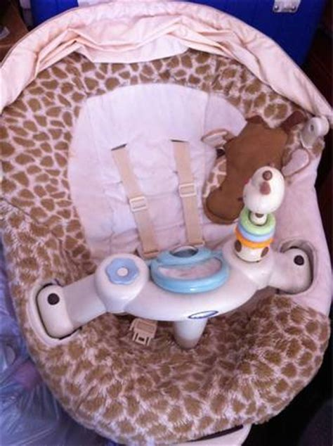 giraffe baby swing graco giraffe baby swing graco for sale