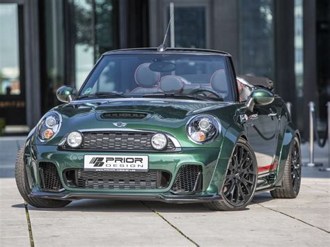 Gamis Fungli Wide Exclusive 02 tuning for mini cooper s r53 widebody md exclusive cardesign