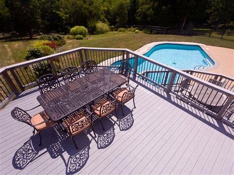 deck in backyard backyard deck ideas hgtv