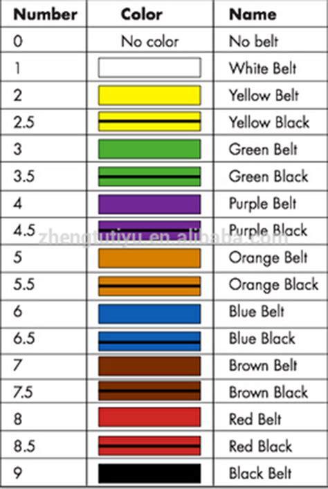 belt colors in karate martial arts belts colors custom karate belts colors buy