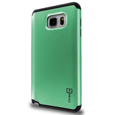 for samsung galaxy note 5 case hybrid slim cover hard