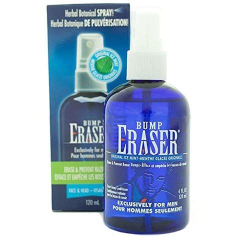 amazon com organic natural based razor bump ingrown organic ingrown hair and razor bump burn treatment spray