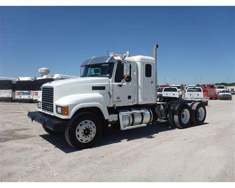 Mack Sleeper Trucks by 2012 Mack Chu613 Sleeper Truck For Sale Salt