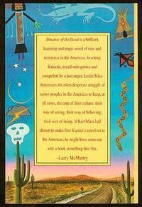 Almanac Of The Dead almanac of the dead by leslie marmon silko edition