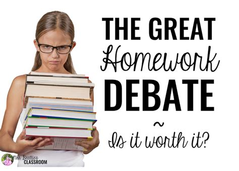 Debate On Homework Is Necessary For Students by Is Homework Really Necessary The Patriot Post