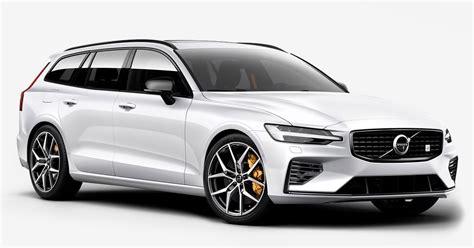 2020 Volvo V60 Wagon by 2020 Volvo V60 T8 Polestar Engineered Wagon Hiconsumption
