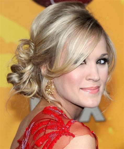 hairstyles for christmas party 2014 loose bun hair designs for your holiday pretty designs