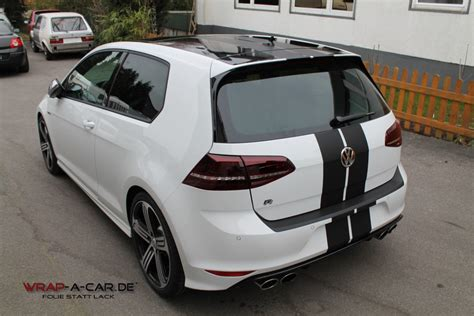 Auto Folieren Nrw by Teilfolierung Golf 7 Autofolierung Nrw Wrap A Car