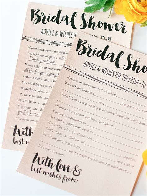 bridal shower advice ideas best advice for a dogs cuteness daily quotes