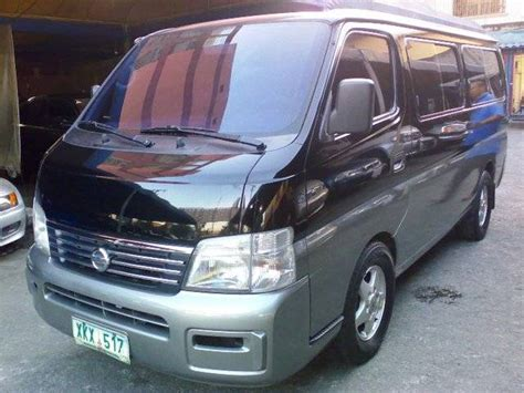 nissan urvan modification nissan urvan estate best photos and information of