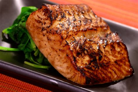 miso glazed salmon keeprecipes  universal recipe box