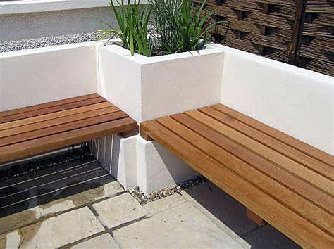 built in garden seating side yard pinterest garden seat retaining walls and gardens