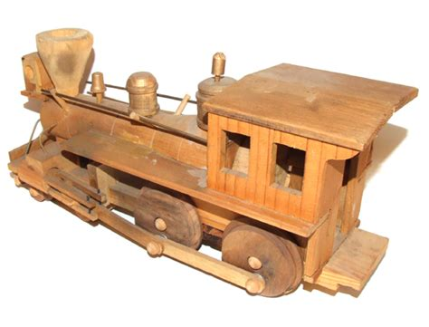 Handmade Steam Engine - vintage seeley handmade wooden engine steam